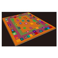 絨毯のイラスト