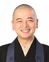 本覚寺の住職の顔写真